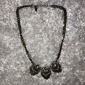 Vintage with bling Necklace